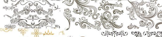 Convite-de-Casamento---Florais-e-Arabescos