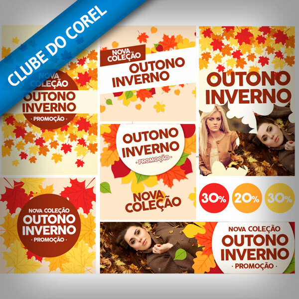 Arte-Outono-Inverno---Lojas-Vitrines-Panfletos-Banners-Outono-Inverno