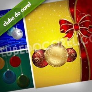 Modelo Cartão de Natal