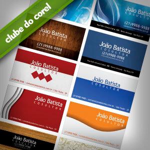 Modelos de cartões de visitas modelo cartão de visita.