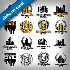 Camisa Engenharia Civil - Modelos - Clube do Corel