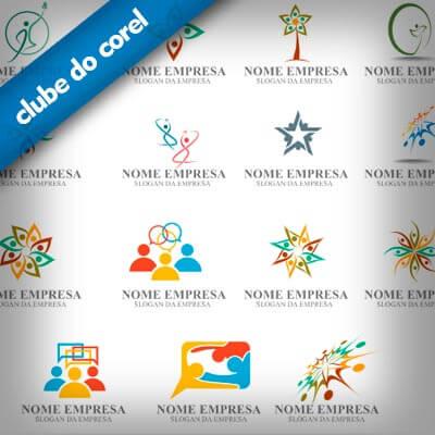 Modelos-Logo-para-Empresa-CDR-CorelDRAW---Clube-do-Corel