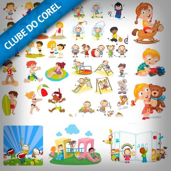 Dia-das-Crianças---CorelDRAW---CDR---Clube-do-Corel