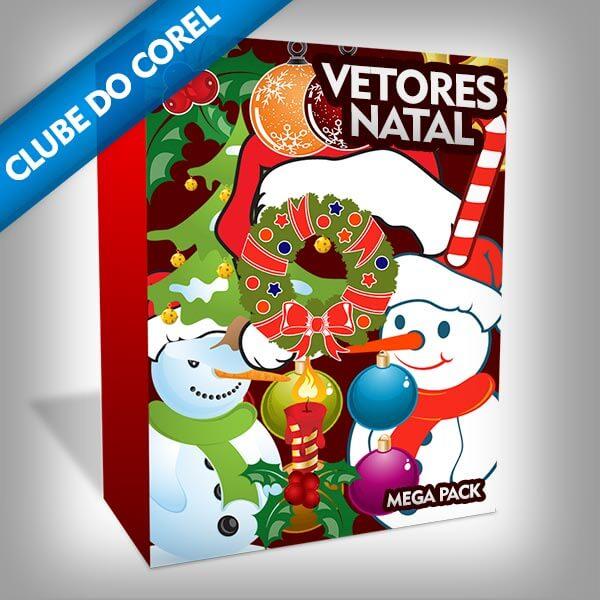 Vetores-de-Natal-Mega-Pack-Corel-CDR-Clube-do-Corel