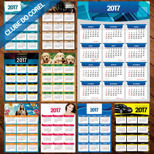 calendario-2017-10-modelos-em-coreldraw-editar-e-imprimir