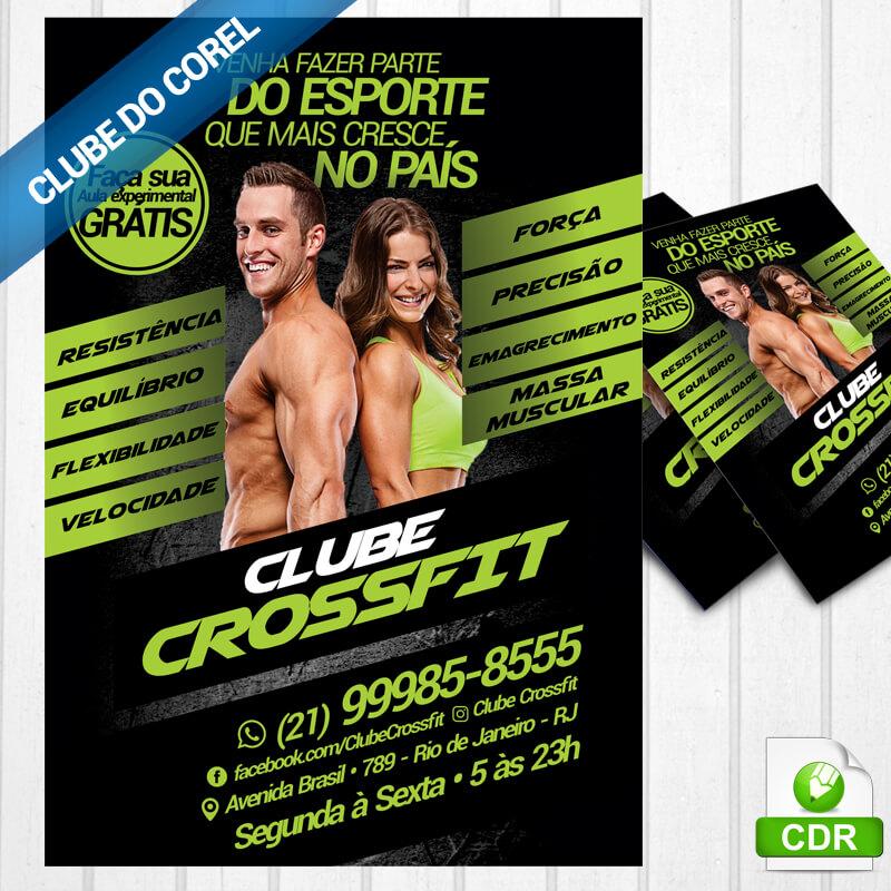 Panfleto-Crossfit----Modelo-Pronto---Clube-do-Corel-Imagem-Destaque