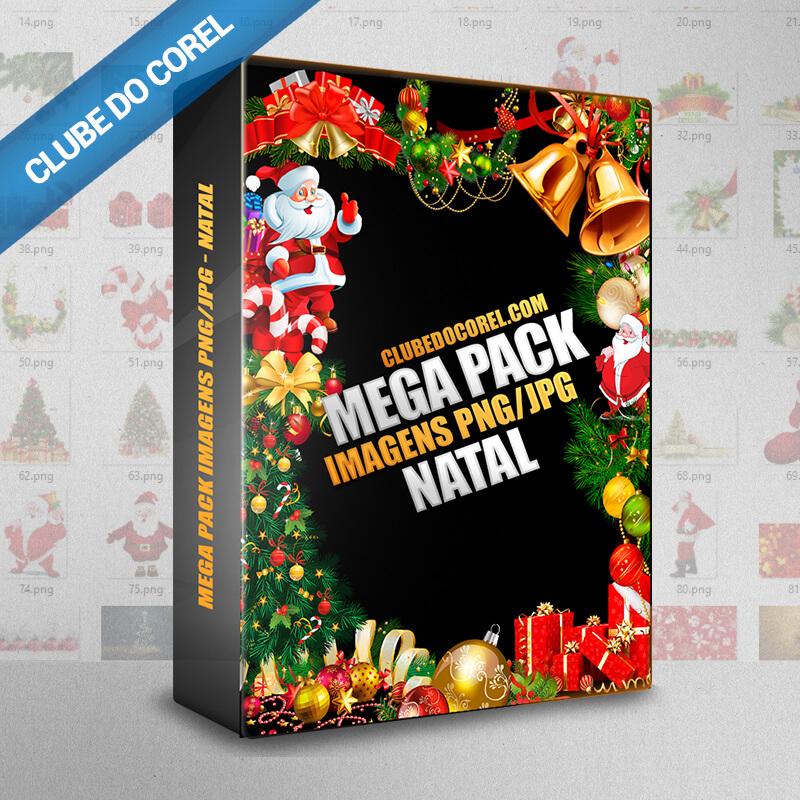 Imagens-Natal-PNG-JPEG-Mega-Pack-Clube-do-Corel